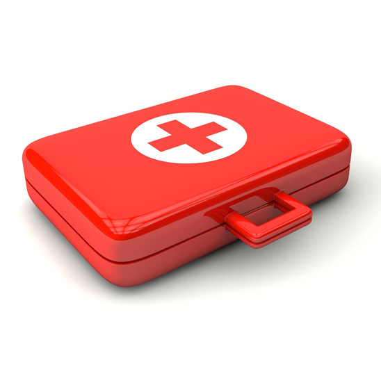 All Purpose First Aid kit